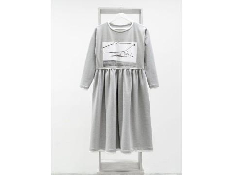 Платье БОГОМОЛ